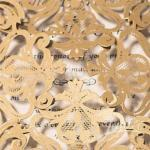 Laser Cut Invitations image