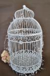 Charlotte Large Bird Cage - Hire image