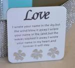 Love Poem Bomboniere Coaster - Pack of 4 image