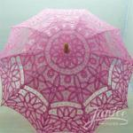 Battenburg Lace Umbrella & Vintage Lace Parasol image