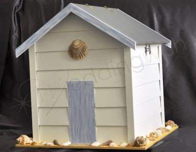 Wedding  Jennifer Beach Hut Wedding Wishing Well - Hire Image 1