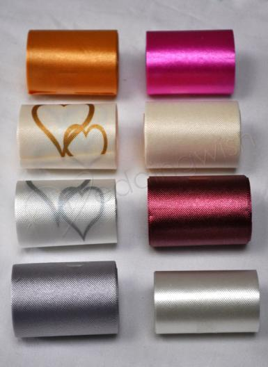 Wedding  Wedding Car Ribbon - 10 colours to choose from Image 1