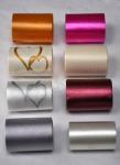 Wedding Car Ribbon - 10 colours to choose from image