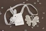 Deluxe Sterling Silver Butterfly Charm image