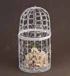 Large Bird Cage Card Keeper image