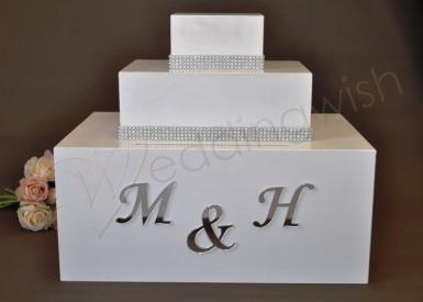 Wedding  Present Box Card Keeper Wedding Wishing Well Image 1