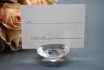 Diamond Shape Place Card Holders x 6 image