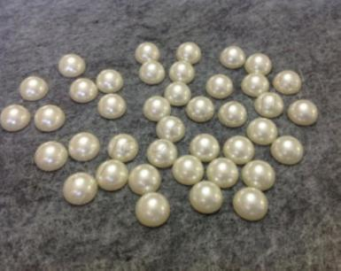 Wedding Flat Backed Pearl Scatter Beads - 30g - Wedding Wish Image 1