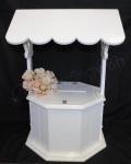 Abby Large Wedding Wishing Well - Hire image