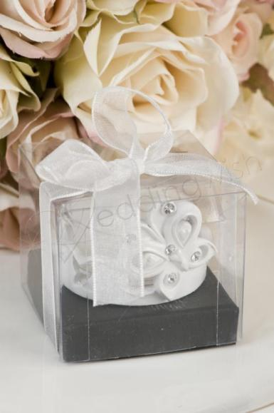 Wedding Butterfly Tealight Holder - Wedding Wish Image 1