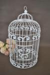 Traditional Bird Cage Wishing Well image