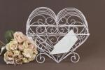 Heart Shape Bird Cage - New Larger Size image
