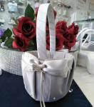 Platinum By Design Flower Girl Basket image