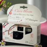 Single Use Camera - Cherry Blossom Design image