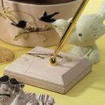 Love Bird Pen with Base image