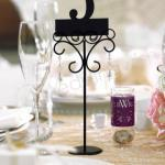 Ornamental Wire Stationery Holders - Tall image