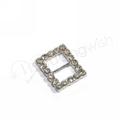 Wedding  Mini Crystal Buckle Image 1