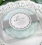Lace Glass Coasters image