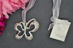 Deluxe Diamante Butterfly Charm - Design 2 image