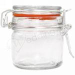 Mini Jam Jars with Clip image