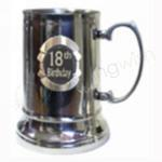 18th Birthday Beer Mug image
