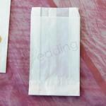 Plain White Wedding Cake Bags x 25 image