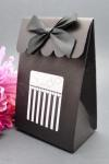Sweet Shop Old Style Black Treat Bags x 10 image