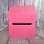 Pink Wishing Well Timber Box image