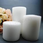 Candles Set of 3 Various Sizes image