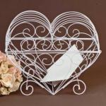 Wedding Wire Card Keepers & Bird Cages image