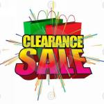 Wedding Clearance Items / Sale Items image